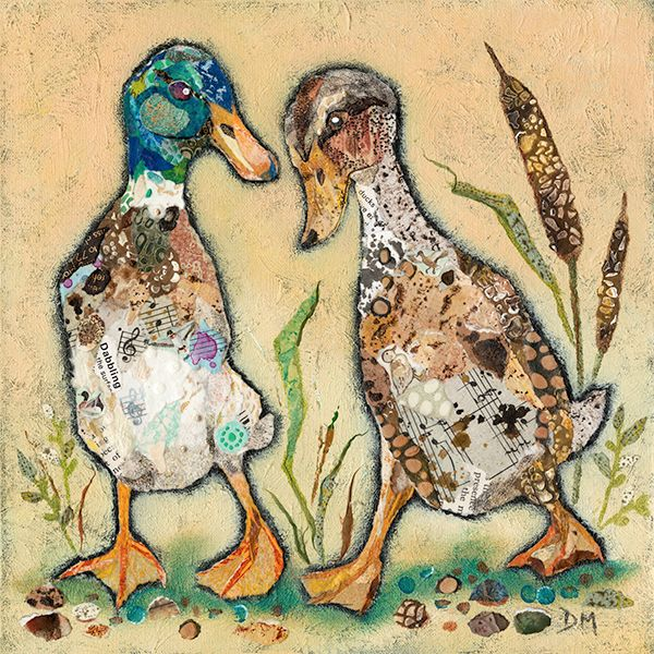 <!-- 008 -->Quackers over You - Small/Med Print