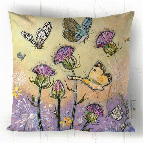 *NEW* Flutterbies - Cushion