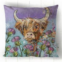 Thistle Coo - Cushion