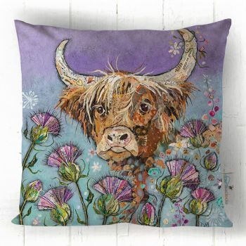 *NEW* Thistle Coo - Cushion