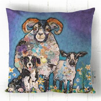 *NEW* Ram-a-Lamb-a-Ding-Dong - Cushion