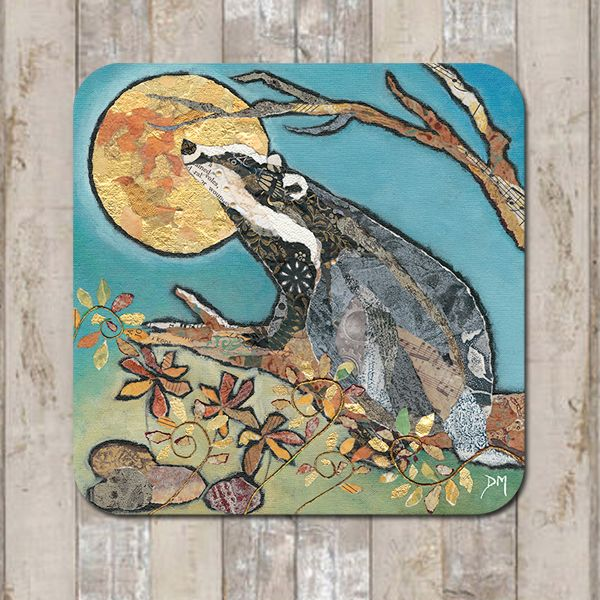 Badger's Moonwish Coaster Tablemat Placemat