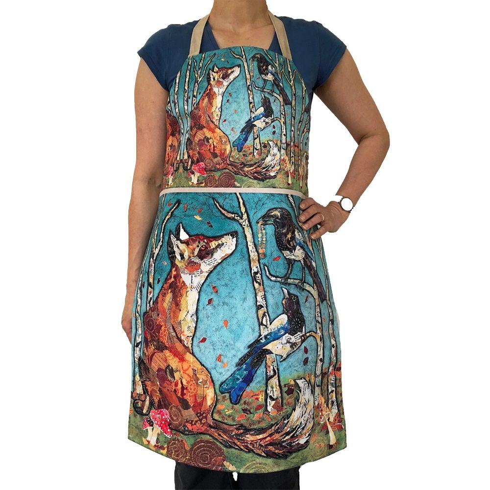 The Gift Fox & Magie - Apron Luxury Handmade