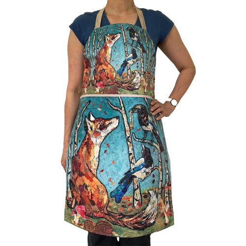 *NEW* AP257 - The Gift - Plush Apron