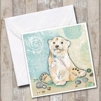 Hamish Polar Cub Card