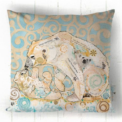 *NEW* Polar Kiss - Cushion