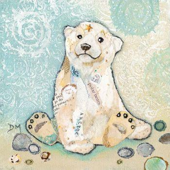 Hamish Polar Cub - Medium Print