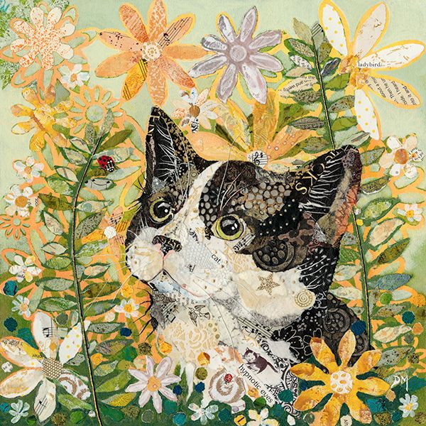 <!-- 001 -->Wot a Lovely Ladybug- Large Print