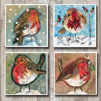 <!-- 001 -->*NEW* Robin Card Collection