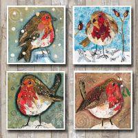 Robin Card Collection