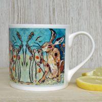 Scratcher Mug