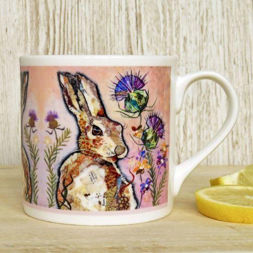 Hare & Thistle Mug