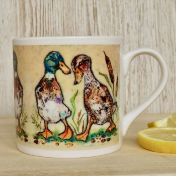 Quackers over You Mug