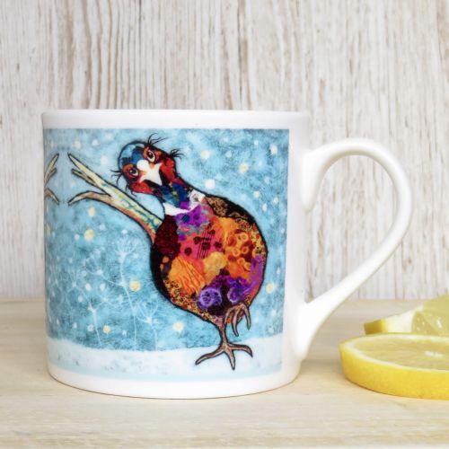 Snowshoe Shuffle Mug
