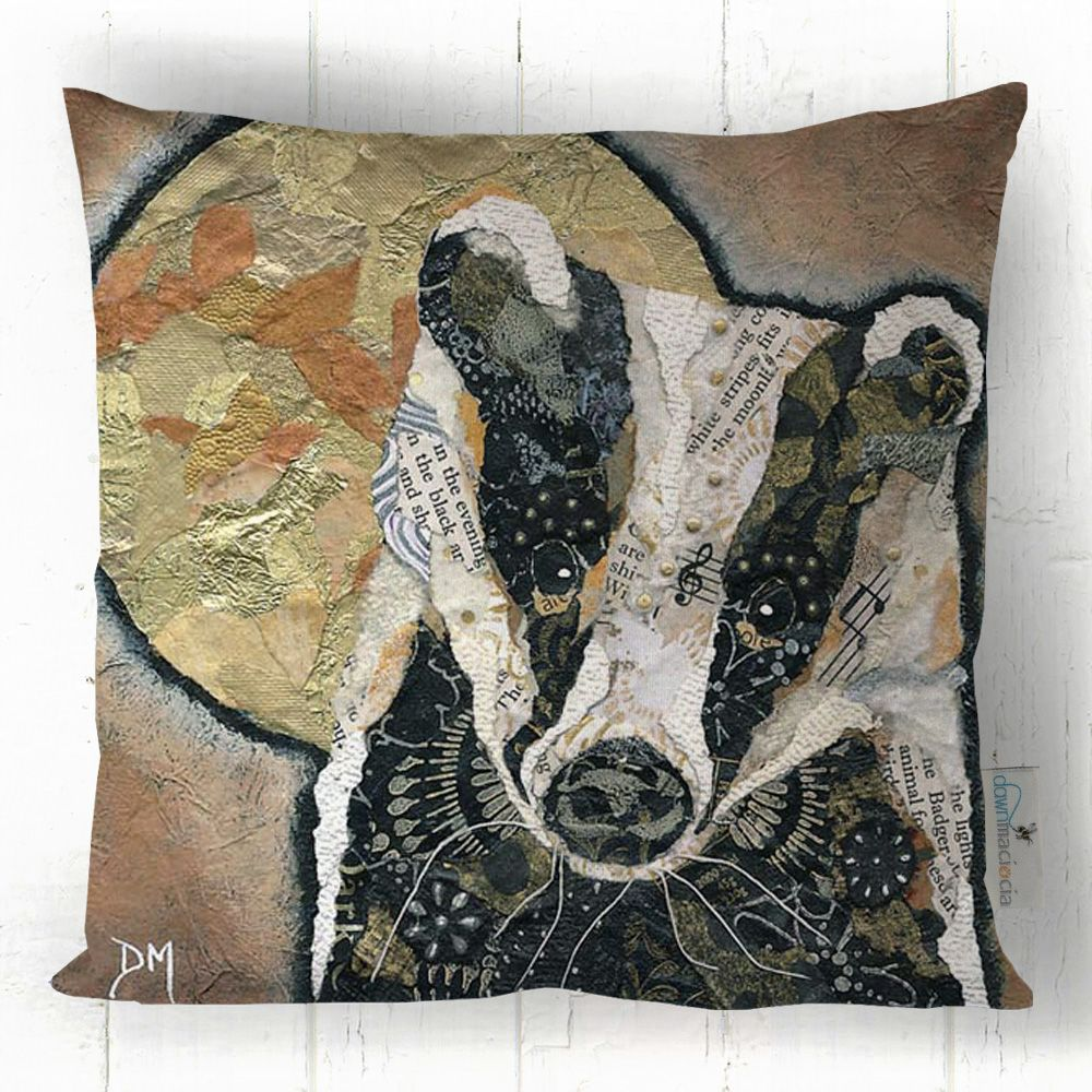 Badger & Moon - Cushion