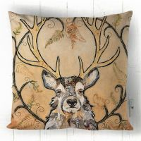 Golden Monarch - Cushion