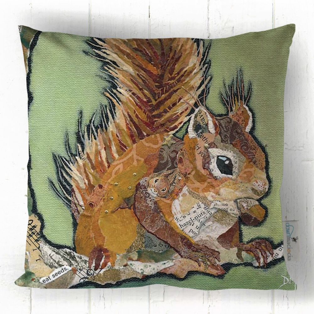 Hands off my Nut - Cushion