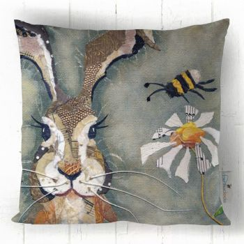 Hare & Bee - Whimsy Style Cushion
