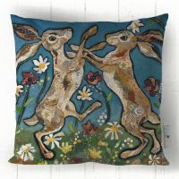 Hare Waltz - Cushion