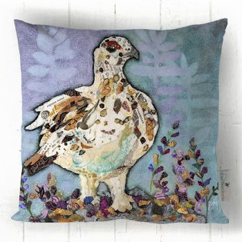 Autumn Ptarmigan - Cushion