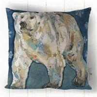 Polar Bear Blues - Cushion