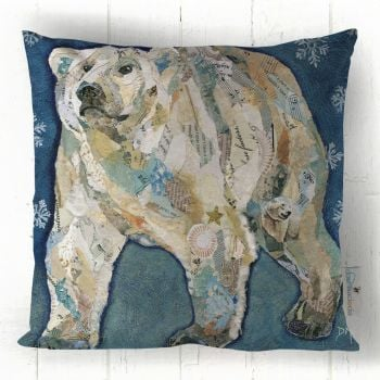 Polar Bear Blues - Cushion