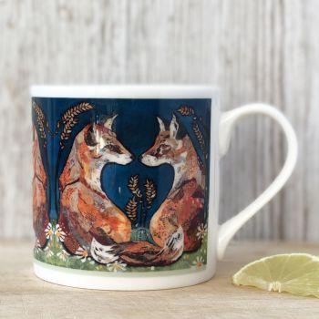 Foxheart Mug