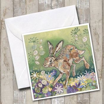 Honesty Hare Card