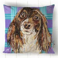 Springer Spaniel - Cushion