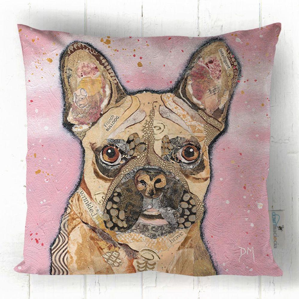 French Bulldog - Cushion
