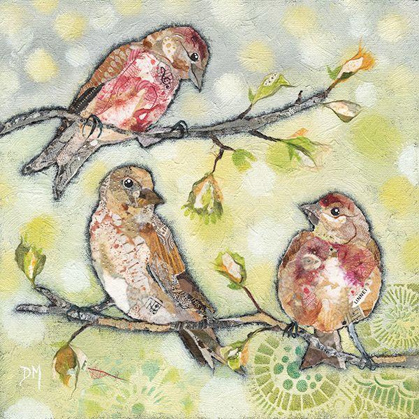 <!-- 063 -->Three's a Crowd- Medium Print