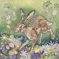 Honesty Hare- Large Print