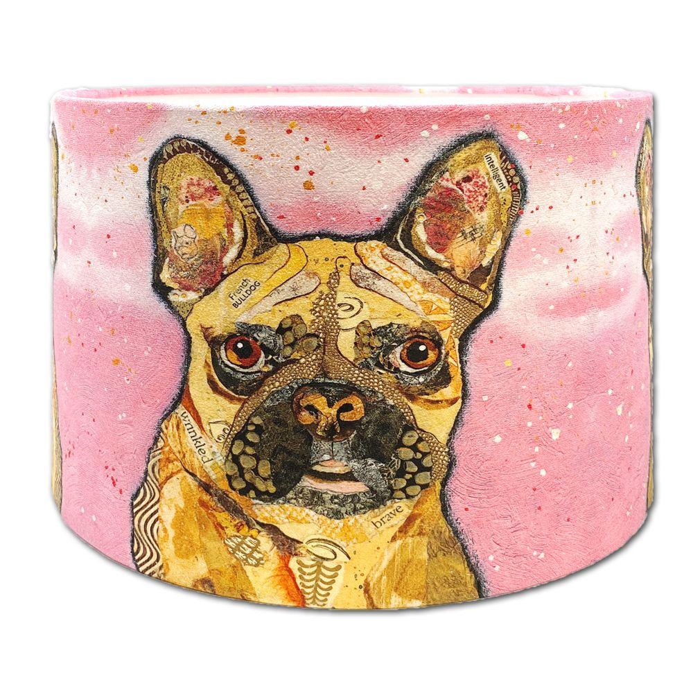 <!-- 005 -->Dog & Cat Lampshades