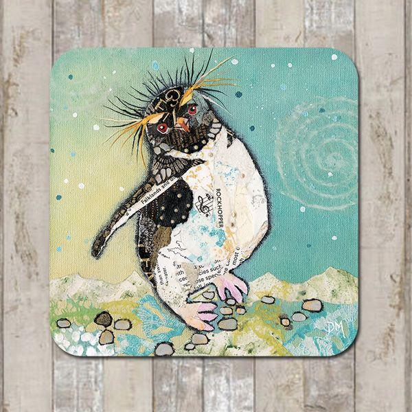 Rockhopper Penguin Coaster Tablemat Placemat