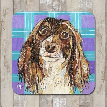 Springer spaniel Tableware