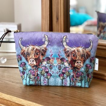 Thistle Coo Make-up Bag