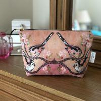 Bottoms Up Make-up Bag