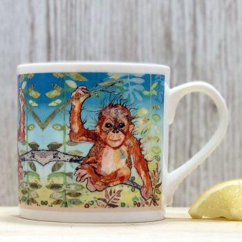 Ubah Orangutan Mug