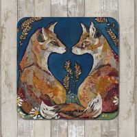Foxheart Tablemat (SECONDS)