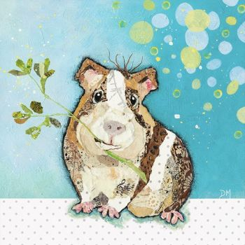 Eat Your Greens - Guinea Pig Original