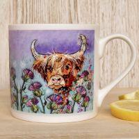 Thistle Coo Mug (B Grade SECONDS)