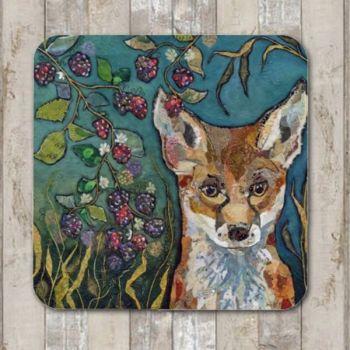 Fox & Brambles Tablemat (SECONDS)