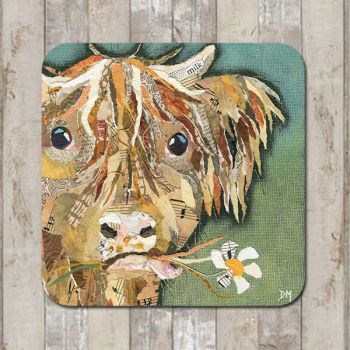 Hamish Coo Tablemat (SECONDS)