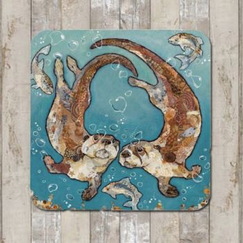 W'otter L'otter Tablemat (SECONDS)