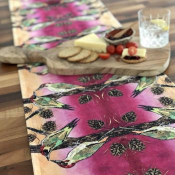 Knock Knock Table Runner