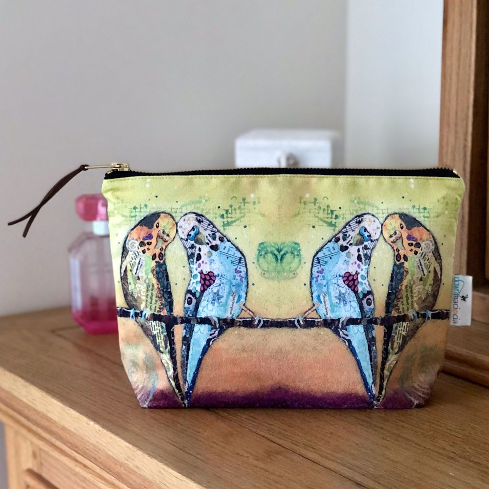 Best Buddies Make-up Bag