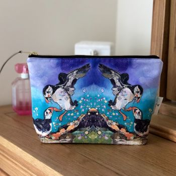 Love on the Rocks Make-up Bag