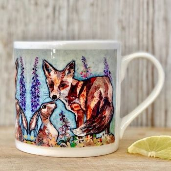 Unlikely Friends Mug - B Grade (SECONDS)