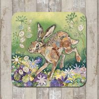 Honesty Hare Tablemat (SECONDS)