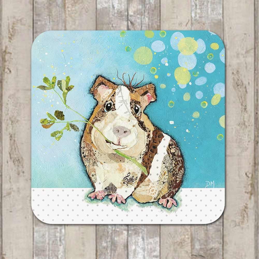 Guinea Pig Coaster Tablemat Placemat